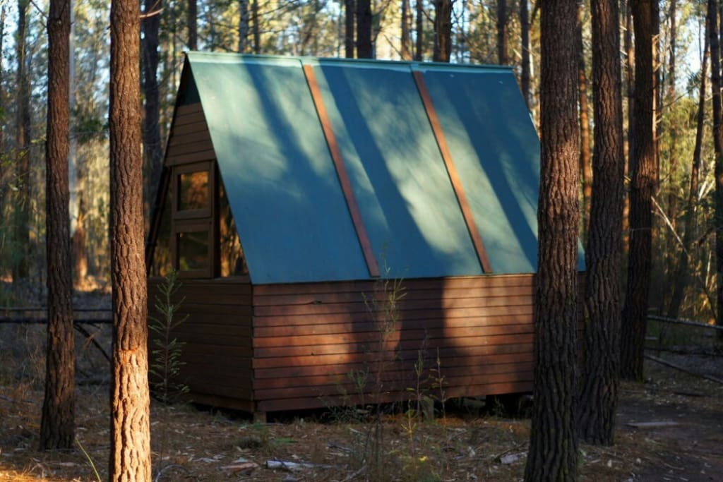 Forest Cabin, 2 beds