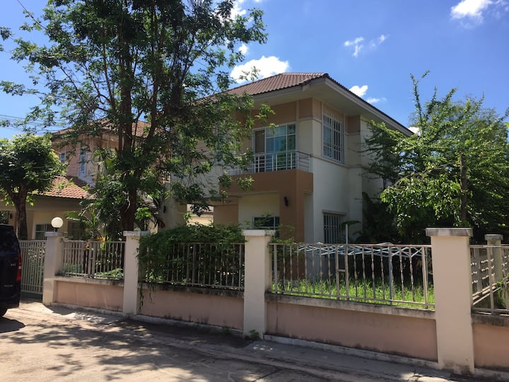 3BR 2FL House Sittarom Park Life Udonthani