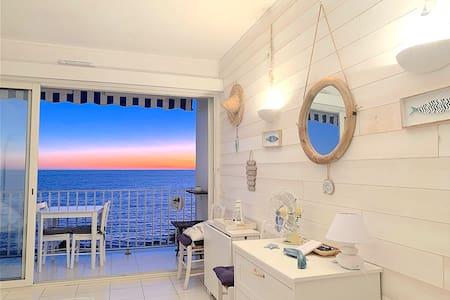 Sweat Beach Home - Studio les pieds dans l'eau