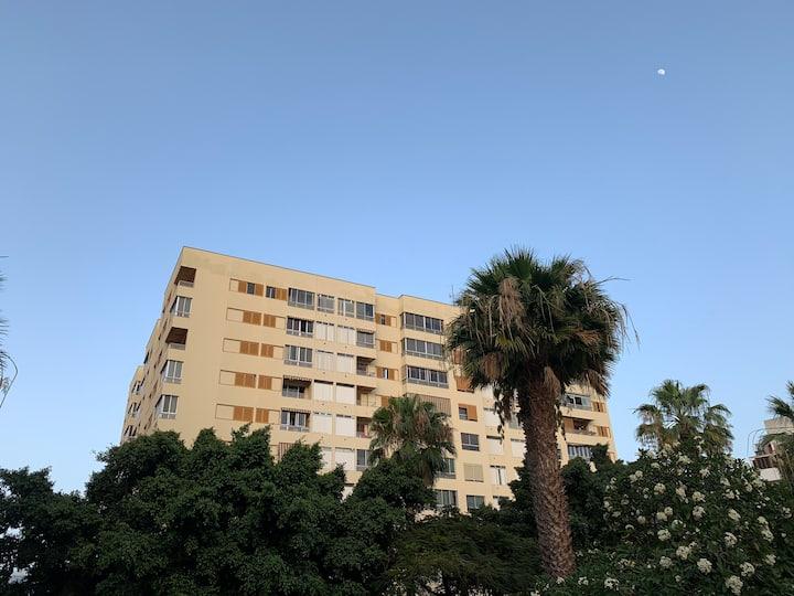 Habitación con dos camas Santa Cruz de Tenerife
