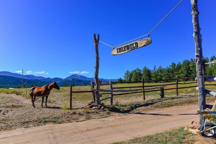 Idlewild Ridge Ranch House