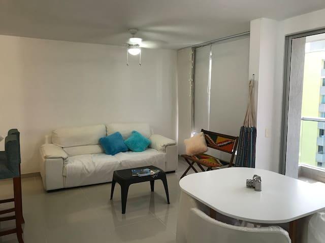 Apartamento de lujo en la Zona Norte con Piscina!!