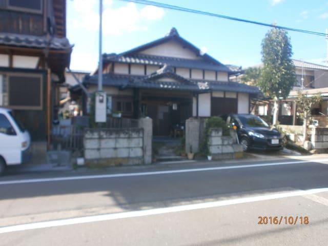 NISIYUKIの家 JR京都駅から1時間弱 JR安曇川駅から徒歩2分の古民家  - Takashima-shi - Casa
