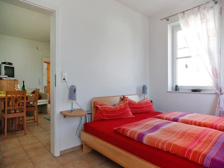 Ferienwohnung Amann, (Nonnenhorn), Ferienwohnung Amann, 50qm, 1 Schlafzimmer, max. 2 Personen