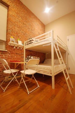 ★★Best location★★ Cozy Studio next to The Empire!! - New York - Lägenhet