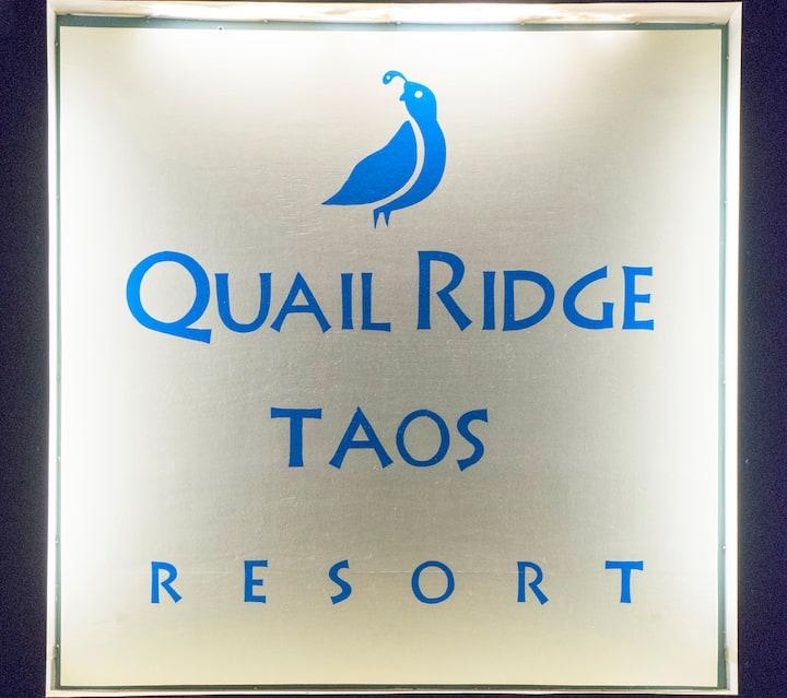 Quail Ridge Taos Resort  AWESOME central location!