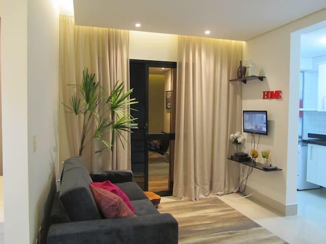 Flat Aconchegante ideal para Execut - São José dos Campos - Apartment