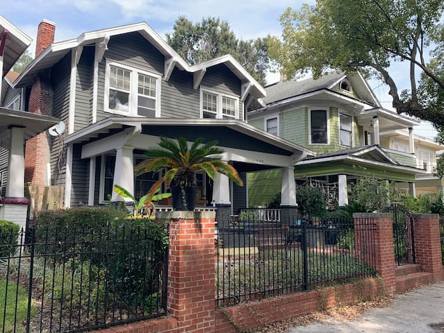 Elegant & spacious home - 2 blocks from 5 Points!