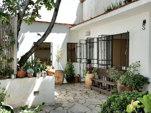 Ecléctico depa en los arquitos - Oaxaca - Apartament