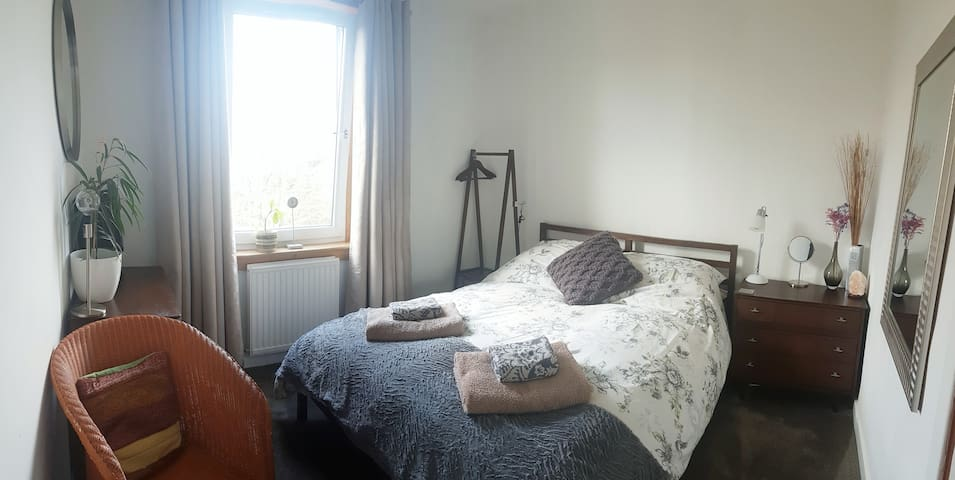 Bright, clean and comfortable double room