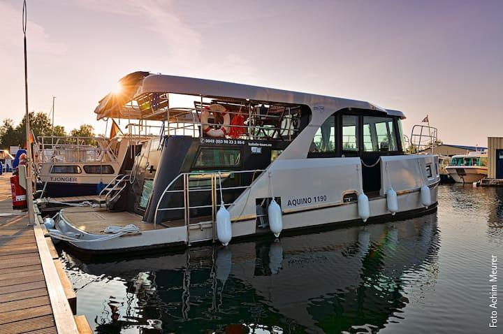 Hausboot Aquino 1190