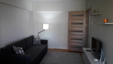 Cozy, modern studio, Centre of Constanta