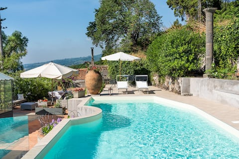Aristocratic with Private Pool & Lush Garden
