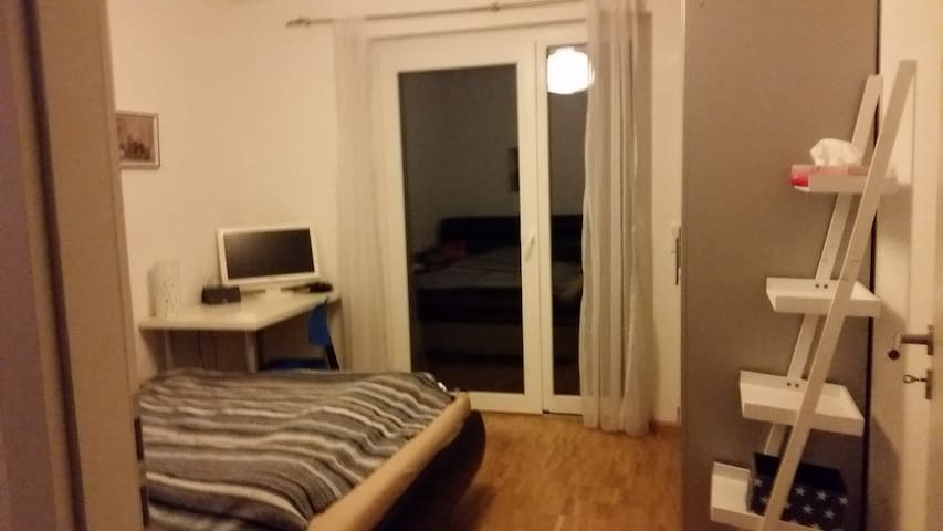 Room for rent in shared flat near Basel-BaselWorld - Weil am Rhein