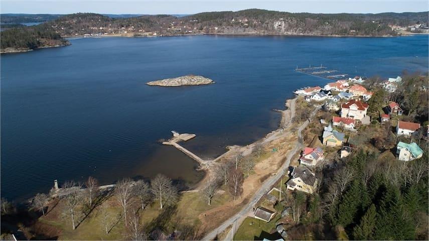 Nyrenoverat kllarlgenhet i Lyckorna Ljungskile - Airbnb