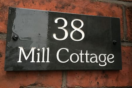 Mill Cottage in the heart of Leek