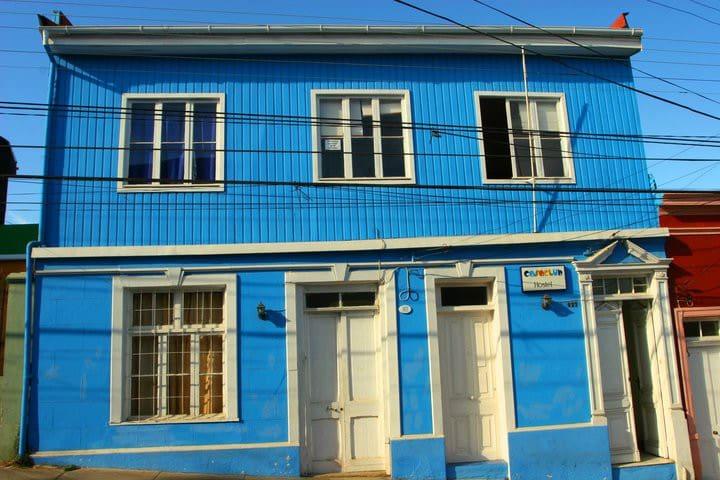 Valparaíso piezas para viajeros y estudiantes
