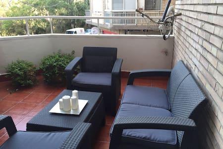 NUEVO,CENTRICO Y TERRAZA/ NEW, CENTRAL & TERRACE - Zaragoza - Apartment - 1