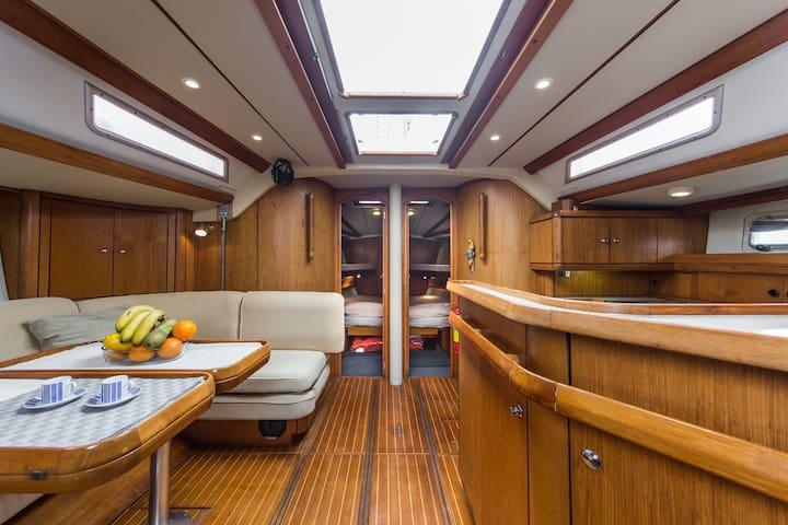 """Exclusive Bed&Breakfast on board """"El Barco Inglés"""" - Valence - Bateau"""
