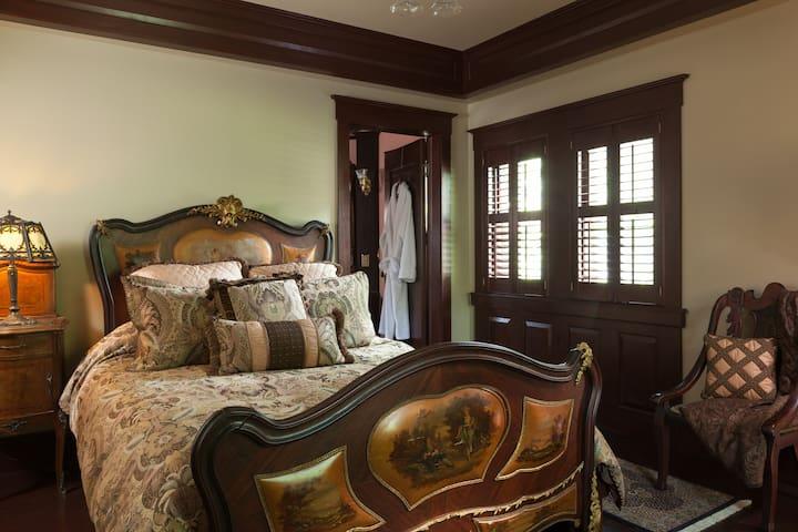 Fern Suite - Vrooman Mansion