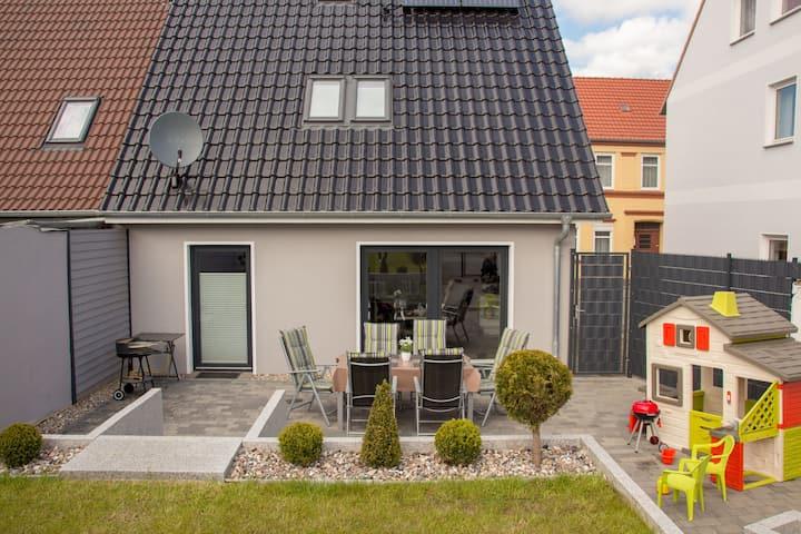 Familienfreundliches Haus in Kröpelin