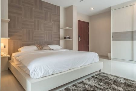 Parkview/Large room/Comfy/Modern 2 - Bangkok - Byt