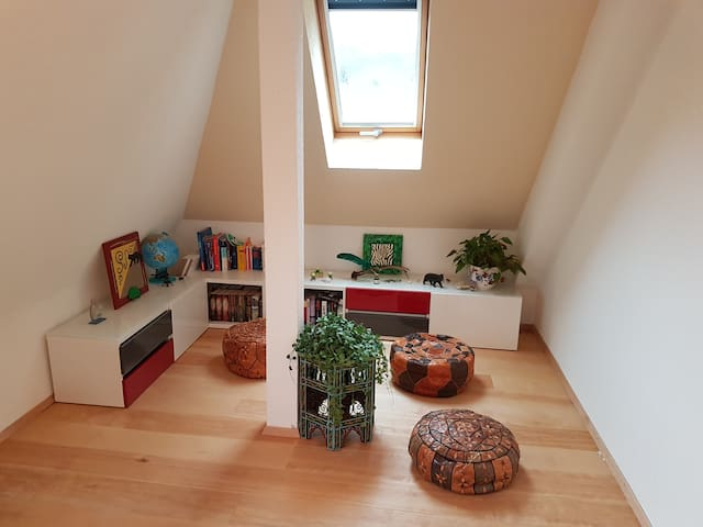 Basel - Charming House - Lörrach - Huis