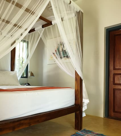 All rooms are furnished with guests' comfort foremost in mind.