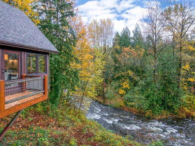 River's Edge Get Away ~ A Magical Retreat