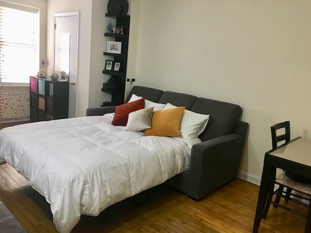 Spacious & Comfy 1 BR in the Heart of Manhattan