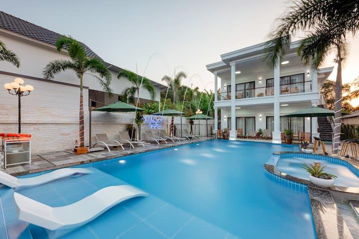 Villa Caribe Phu Quoc - Luxury Family