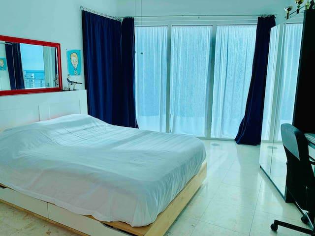 Luxury in Miami!Beautiful 2 bedms 3 baths,Brickell