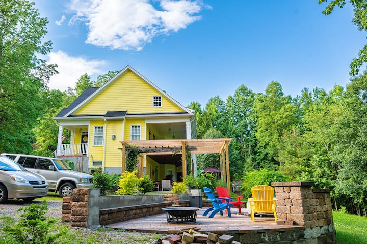 Country Comfort Near Cary & NCSU & downtwn Raleigh
