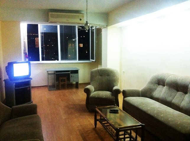 Remodeled apartment in the center of Yerevan!