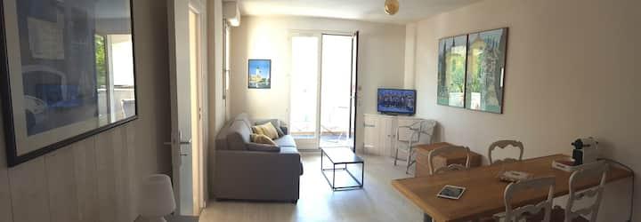Appartement au coeur de Boyardville