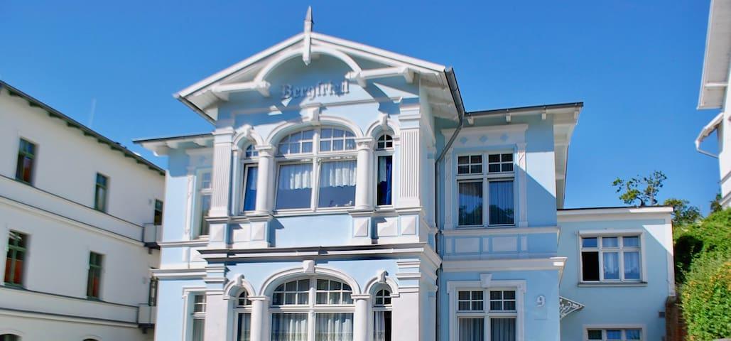 Wohnung Meerblick nur 80 Meter zum Strand - Heringsdorf - Leilighet