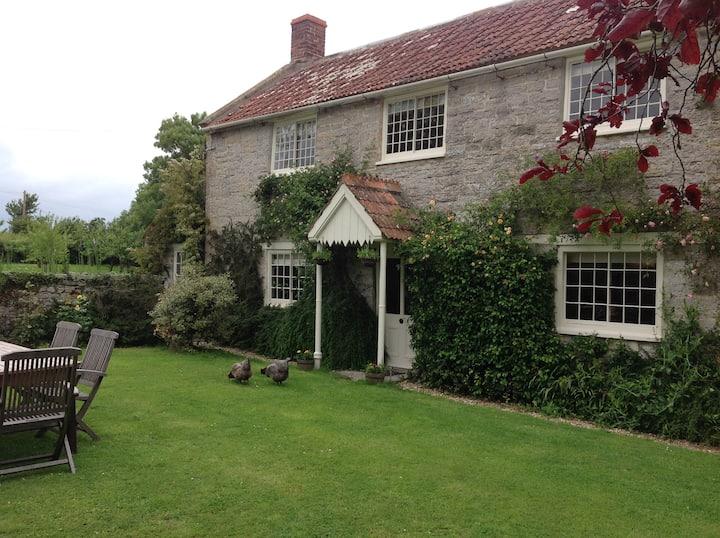 Grade II Listed Farmhouse near Glastonbury (10)