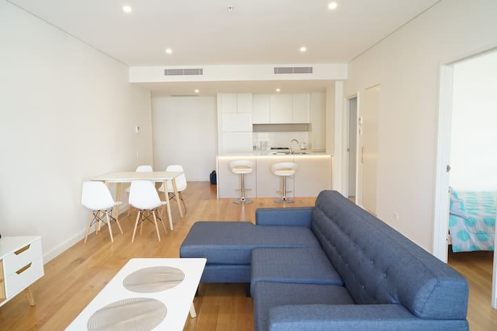 Brand new 2-bedroom luxury apartment