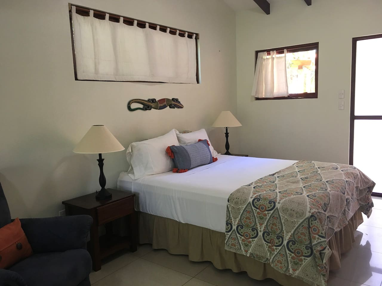Bedroom of Casa Rica