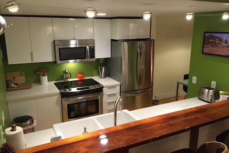 Modern, remodeled, one bedroom condo - Mammoth Lakes - Appartement en résidence