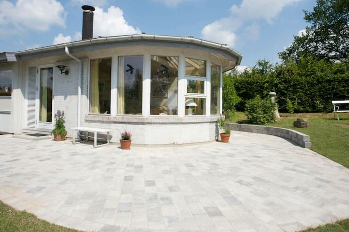 Luxe Holiday Home in Faxe with Terrace