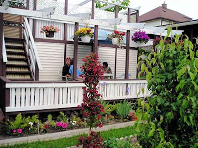 APARTMENT at the Guest House Niagara - Niagara Falls - Apartmen