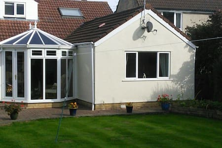 Self contained annex rural location - Rangeworthy, South Glos