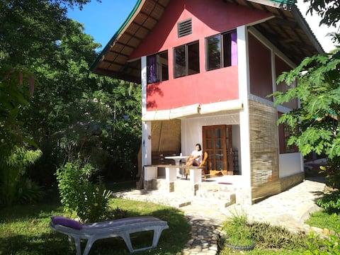 Ferienhaus am Meer auf Sibuyan
