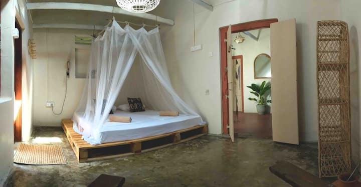 AMU Hiriketiya Bedroom 1