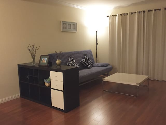 Cozy, spacious 2 br/1 ba near SFO