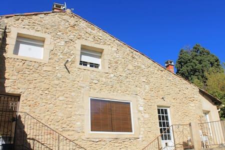 1 chambre à louer dans maison en pierres - Lespignan - Casa