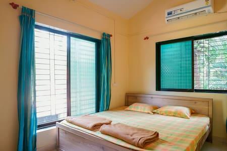 Homestay for two at Alibaug - Nandgaon - Rumah