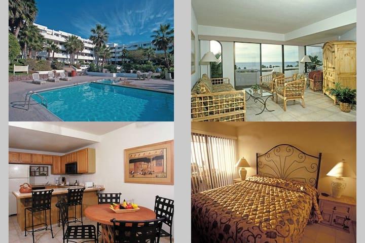 2 Bed Wyndham La Paloma - Rosarito - Apartamento