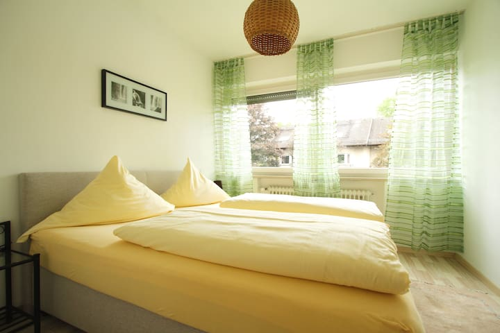 Möblierte Wohnung München Planegg 70qm